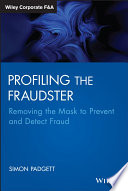 Profiling The Fraudster