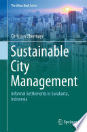 Sustainable City Management