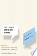 The Public Sociology Debate