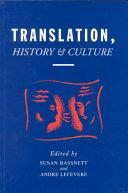 Translation, History, & Culture