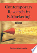 Contemporary Research in E marketing
