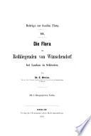 Beiträge zur Fossilen Flora