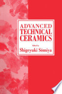 Advanced Technical Ceramics PDF