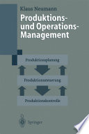 Produktions- und Operations-Management