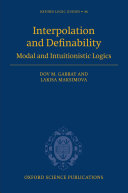Interpolation and Definability