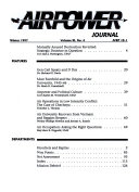 Air power journal
