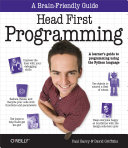 Head First Programming