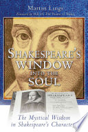 Shakespeare s Window Into the Soul