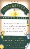 The Homebrewers  Recipe Guide
