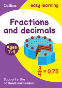 Fractions and Decimals Ages 7 9