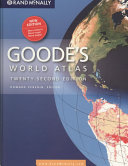Goode's World Atlas : of physical, political and thematic maps,...