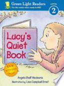 Lucy's Quiet Book