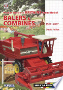 Pocket Guide to Britains Farm Model Balers & C