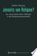 Jenseits von Religion?