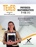 Texes Physics Mathematics 7 12 243