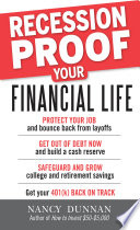 Recession Proof Your Financial Life