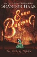 Enna Burning Book Cover