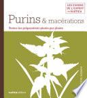 illustration du livre Purins & macérations