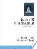Ebook Learning SAS in the Computer Lab Epub Rebecca Elliott,Christopher Morrell Apps Read Mobile