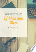 QuickLits Guide of Mice and Men