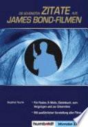 Die sch  nsten Zitate aus James Bond Filmen