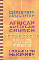 Christian Education in the African American Church