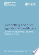 Price Setting and Price Regulation in Health Care Book PDF