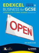 Edexcel Business for GCSE
