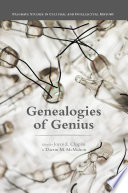 Genealogies of Genius