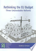 Rethinking The Eu Budget