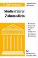 Studienführer Zahnmedizin
