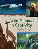 Wild Mammals in Captivity