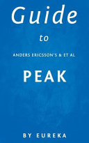 Guide to Anders Ericsson s and Et Al Peak
