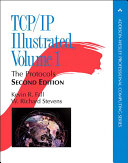 cover img of TCP/IP Illustrated, Volume 1