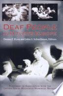 Deaf People in Hitler s Europe