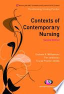 Contexts of Contemporary Nursing