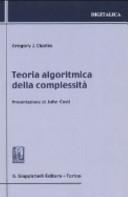 Teoria algoritmica della complessit