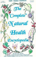 The Complete Natural Health Encyclopedia