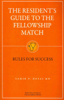 The Resident s Guide to the Fellowship Match