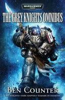 Grey Knights  The Omnibus