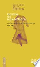 Inclusión sin representación