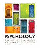 Psychology Book PDF