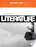 British Literature (Teacher): Cultural Influences of Early to Contemporary Voices