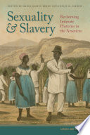 Sexuality and Slavery Book PDF