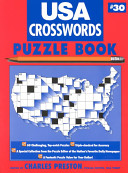 USA Today Crossword Puzzle Book