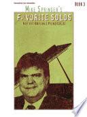 Mike Springer S Favorite Solos Book 3 book