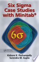 Six Sigma Case Studies with Minitab