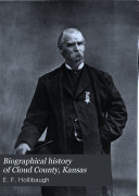 Biographical History Of Cloud County Kansas