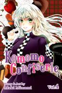 Komomo Confiserie : food truck. natsu keeps snubbing her...