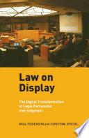Law on Display